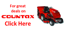 Great Deals On Countax Tractors